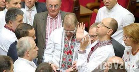 """""""Носить ее нужно не один раз в год"""": украинцы отметили День вышиванки - Цензор.НЕТ 1702"""