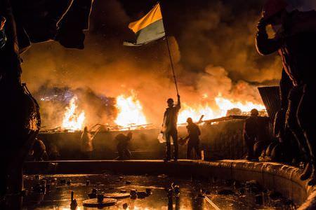 """В результате боя под Новоласпой погибли четверо украинских воинов, шестеро - ранены, - """"Правый сектор"""" - Цензор.НЕТ 1021"""