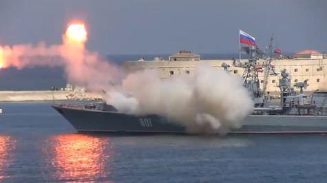 На российском боевом корабле произошла вспышка паров химикатов: есть пострадавшие - Цензор.НЕТ 2438