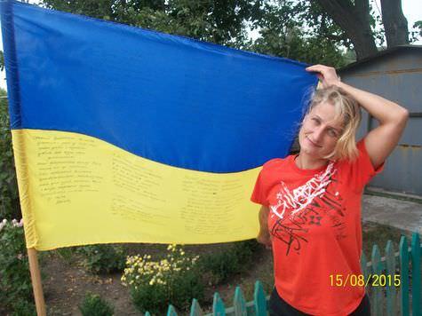 Торжественная церемония поднятия Государственного флага Украины на Софийской площади - Цензор.НЕТ 680