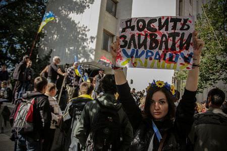 Радикальная партия продолжает блокировать трибуну Рады: Нужна ВСК по расследованию коррупции и офшоров - Цензор.НЕТ 8118