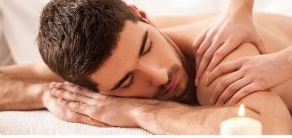 Как сделать массаж спины мужчине (видео уроки по)